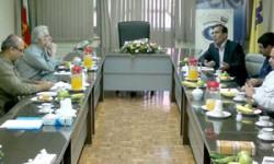 ديدار مسئولان مركز گسترش با هيات مديره انجمن صنفي تهيهكنندگان سينماي مستند