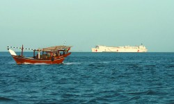 USNS_Comfort_in_the_Persian_Gulf