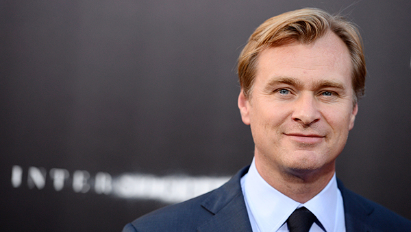 "Director/co-writer/producer Christopher Nolan arrives at the premiere of ""Interstellar"" at the TCL Chinese Theater on Sunday, Oct. 26, 2014, in Los Angeles. (Photo by Jordan Strauss/Invision/AP)"