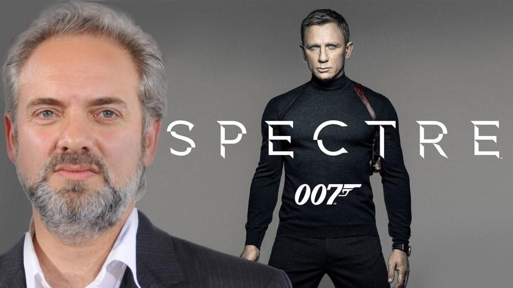 james bond+Sam Mendes