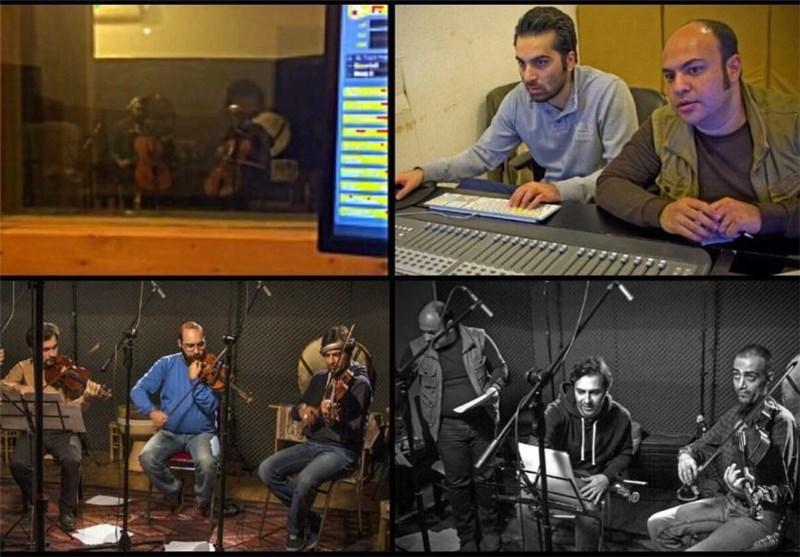 istade-dar-ghobar music