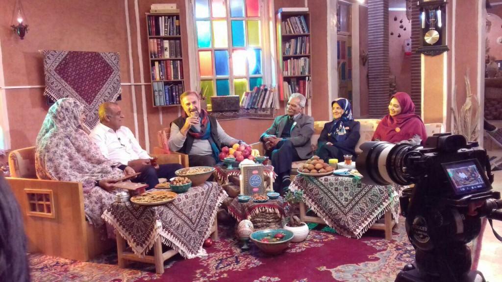 نوروز ۹۶ با برنامه «مهمان ما باشید» از شبکه سه سیما