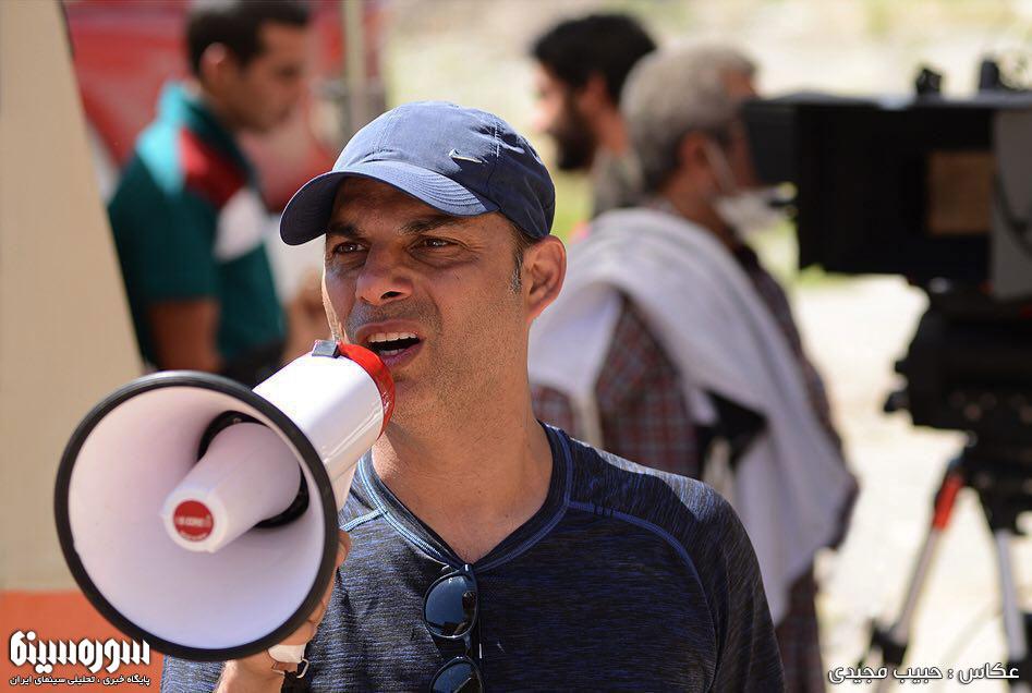 فیلمبرداری فیلم سینمایی «بمب» در هفته پایانی