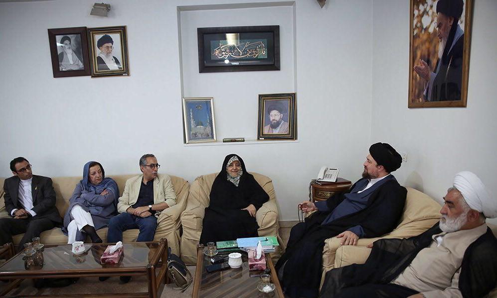 sabz hasan khomeini