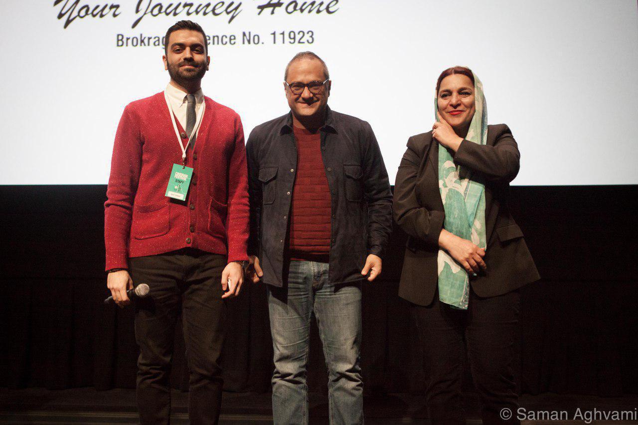 سومین جشنواره فیلم «سینه ایران» برگزیدگان خود را شناخت