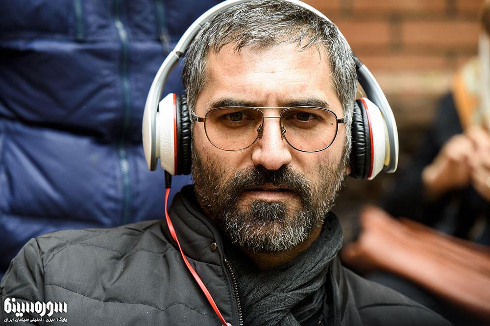 سریال حسین نمازی با عنوان «بازگشت» کلید خورد
