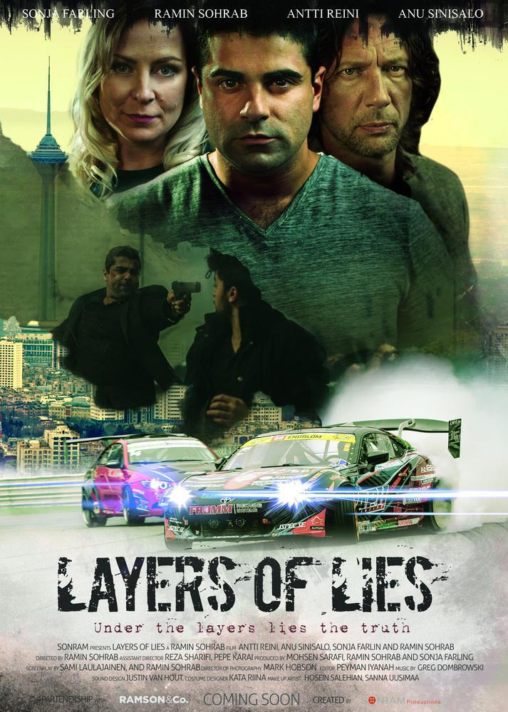 Layers of Lies Poster