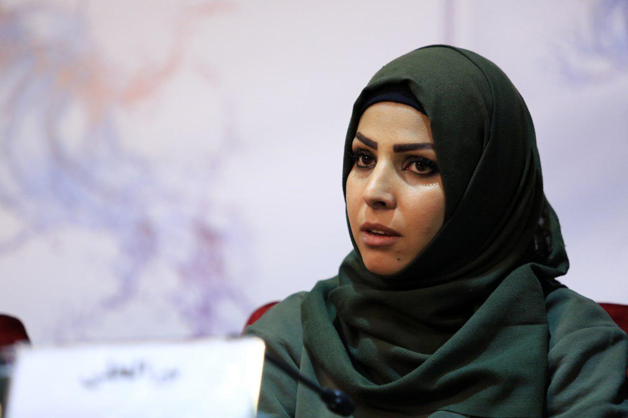 موضوع انشاى جشنواره خارزمى در بوکان تیپ بهاره کیان افشار در جشنواره فیلم فجر ۹۶  عکس.