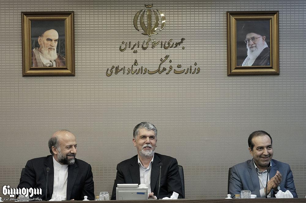 وزیر فرهنگ و ارشاد اسلامی: نوسازی و آیندهنگری در حوزه سینما یک ضرورت است