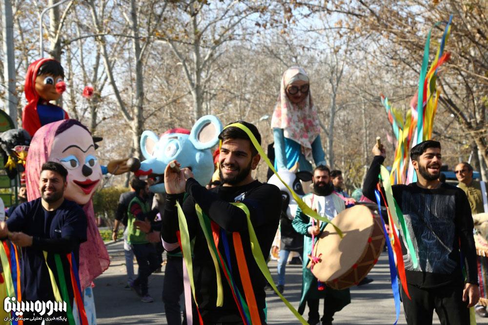 کارناوال عروسکها در پایتخت همزمان با برگزاری جشنواره قصهگویی