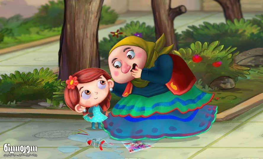 انیمیشن تلویزیونی «حسنا کوچولو۲» در مرحله تولید است