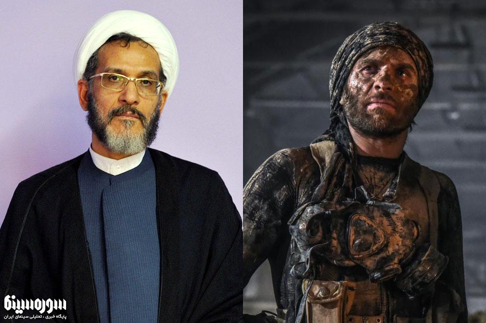 هر ایرانی بعد از دیدن «سرو زیر آب» احساس غرور خواهد کرد/ خداقوت به سازندگان