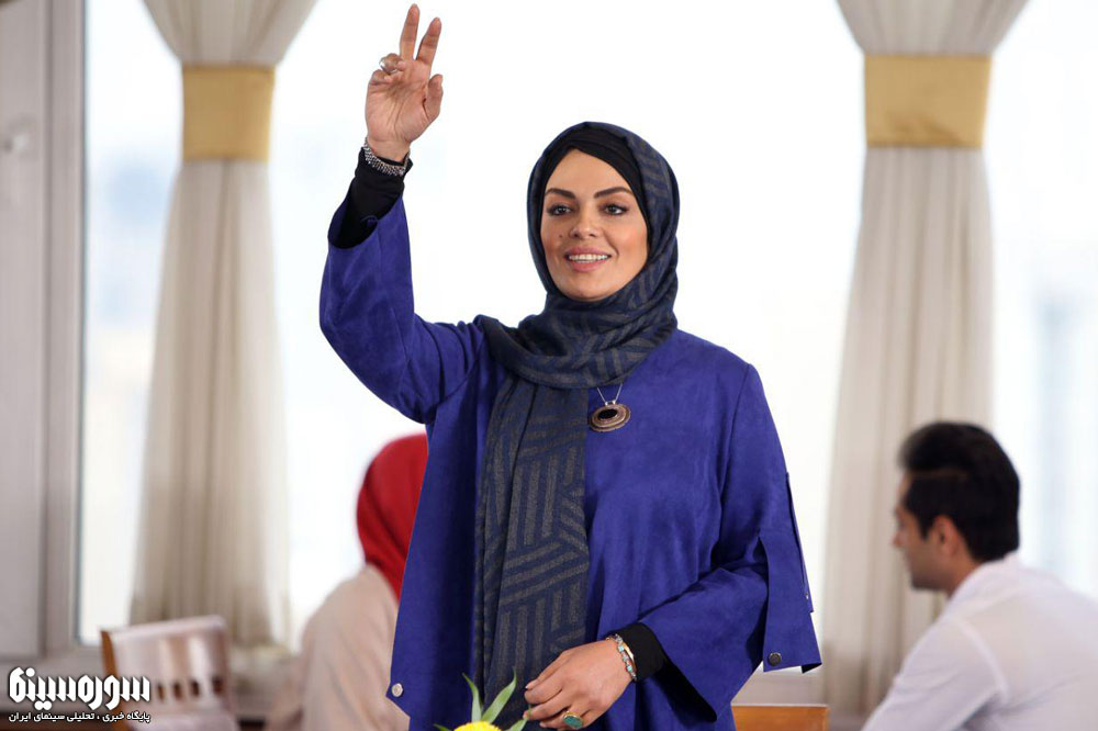 آغاز بازی سارا خوئینیها در سریال تلویزیونی «آچمز»
